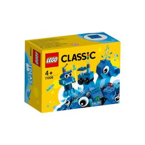 LEGO® Classic Kreativa blå klossar 11006