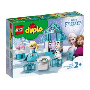 LEGO® Duplo Elsa och Olofs teparty 10920