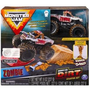 Monster Jam Monster Dirt Starter Set Zombie