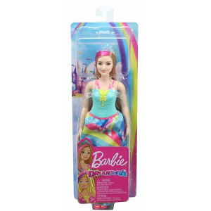 Barbie Dreamtopia Princess Blå Tiara GJK16
