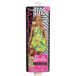 Barbie Fashionistas Doll 126 FXL59