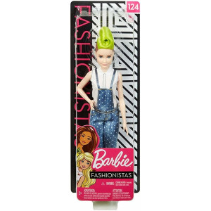 Barbie Fashionistas Docka 124 FXL57
