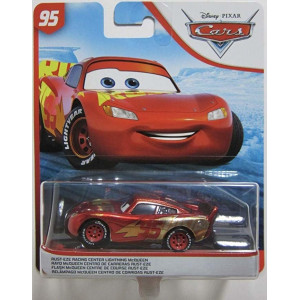 Cars 1:55 Rust-Eze Racing Center McQueen DXV45