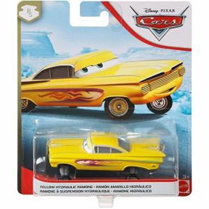 Cars 1:55 Yellow Hydraulic Ramone GCB96