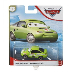Cars 1:55 Nick Stickers FLL76