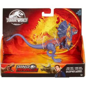 Jurassic World Savage Strike Dilophosaurus GFG69