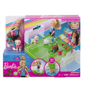 Barbie Chelsea Fotboll Lekset