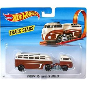 Hot Wheels Track Truck Custom Volkswagen Hauler