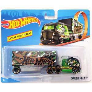 Hot Wheels Track Truck Speed Fleet