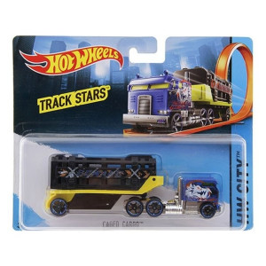 Hot Wheels Track Truck Caged Cargo
