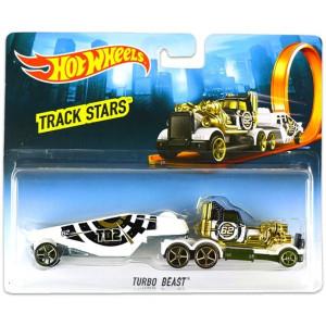 Hot Wheels Track Truck Turbo Beast
