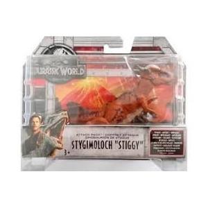 Jurassic World Attack Pack Stygimoloch
