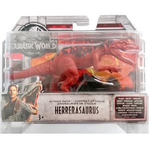 Jurassic World Attack Pack Herrerasaurus FVJ89