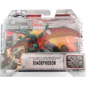 Jurassic World Attack Pack Dimorphodon FVJ87