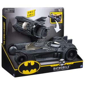 Batman 2 in 1 Batmobile