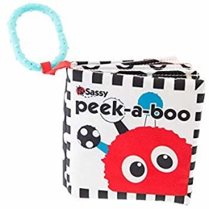 Sassy Peek-a-boo Tygbok