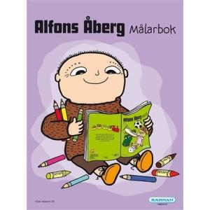 Målarbok Alfons Åberg