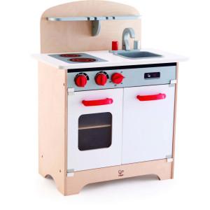 Hape White Gourmet Kitchen Leksakskök