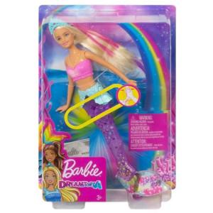Barbie Dreamtopia Sparkle Lights Sjöjungfru GFL82