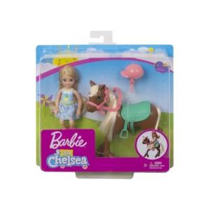 Barbie Chelsea & Ponny GHV78
