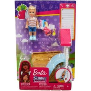 Barbie Skipper Babysitter Lekset Lekpark FXG96