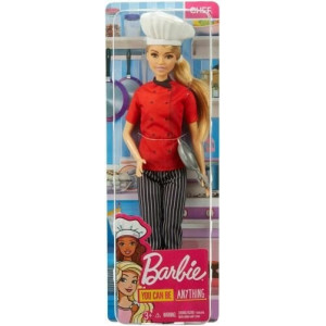 Barbie Career Docka Kock FXN99