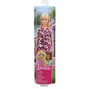 Barbie Docka Rosa klänning GHW45