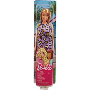 Barbie Docka Lila klänning GHW49