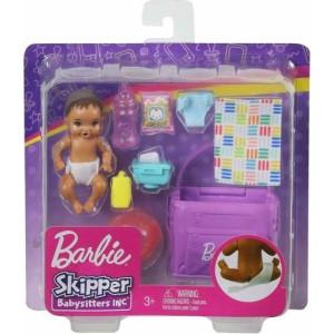 Barbie Skipper Babysitter Skötväska GHV86