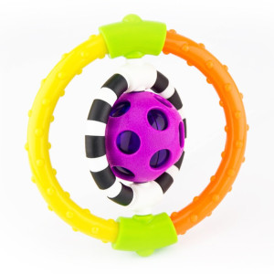 Sassy Spin & Chew Ring Skallra