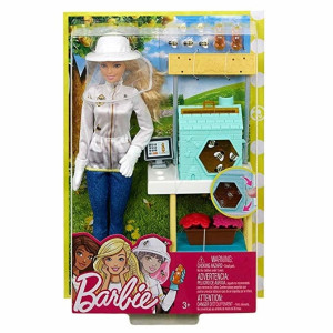 Barbie Career Lekset Biodlare FRM17