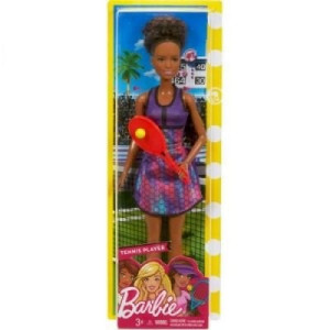 Barbie Career Docka Tennisspelare FJB11