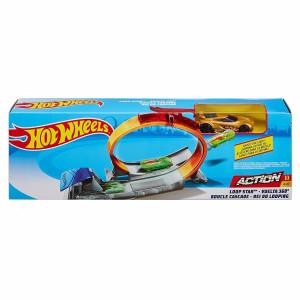 Hot Wheels Classic Stunt Loop Star FTH82
