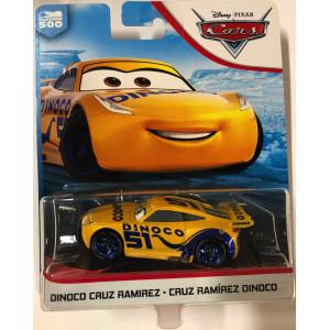 Cars 1:55 Dinoco Cruz Ramirez DXV71