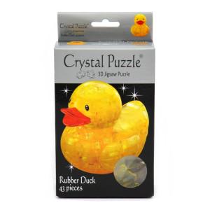 Crystal Puzzle 3D Gummianka 43 bitar