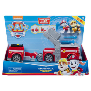Paw Patrol Split-Second Vehicle MARSHALL