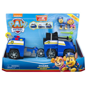 Paw Patrol Split-Second Vehicle CHASE