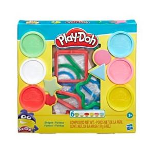 Play-Doh Lera och former Former