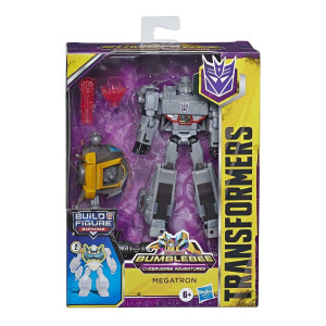 Transformers Cyberverse Deluxe Megatron E7097