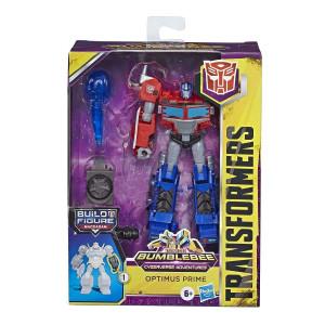 Transformers Cyberverse Deluxe Optimus Prime E7096