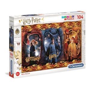 Clementoni Harry Potter Pussel 104 bitar 61885