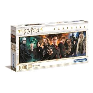 Clementoni Harry Potter Pussel 1000 bitar 61883