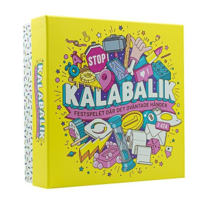 Kalabalik Festspelet där det oväntade händer