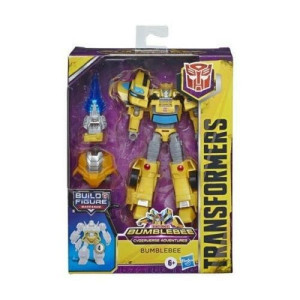 Transformers Cyberverse Deluxe Bumblebee E7099