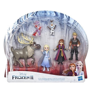 Frozen 2 Docka E7085
