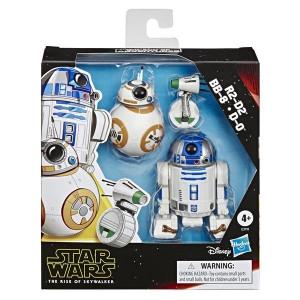 Star Wars Droidpack R2-D2, BB-8 & D0