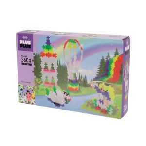 Plus Plus Mini Pastel Luftballong 360 bitar