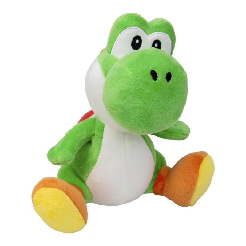 Super Mario Yoshi Grön Mjukdjur