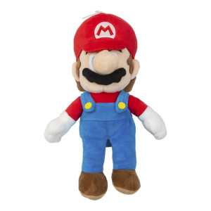 Super Mario Mario Mjukdjur