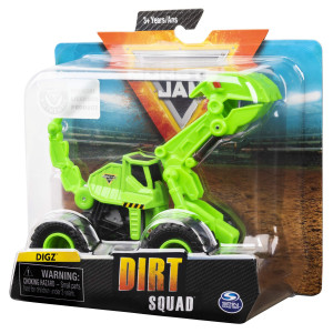 Monster Jam Dirt Squad Digz